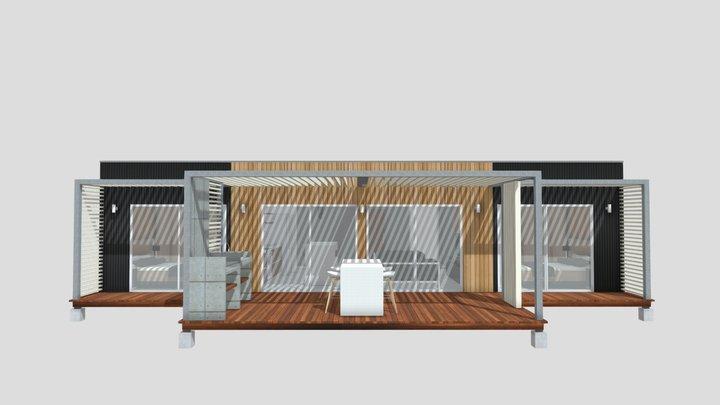 CASA + III EPICA 3D Model