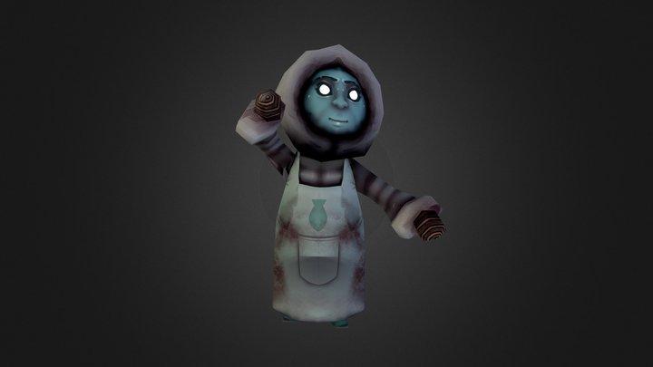 Frostbite- Judge 3D Model