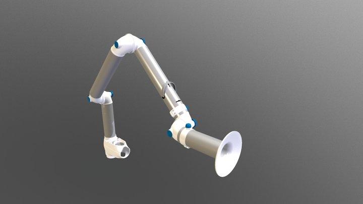 fx2 original arm 3D Model