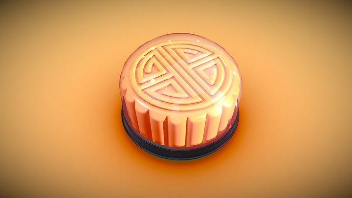 DAY12: CAKE 3D Model