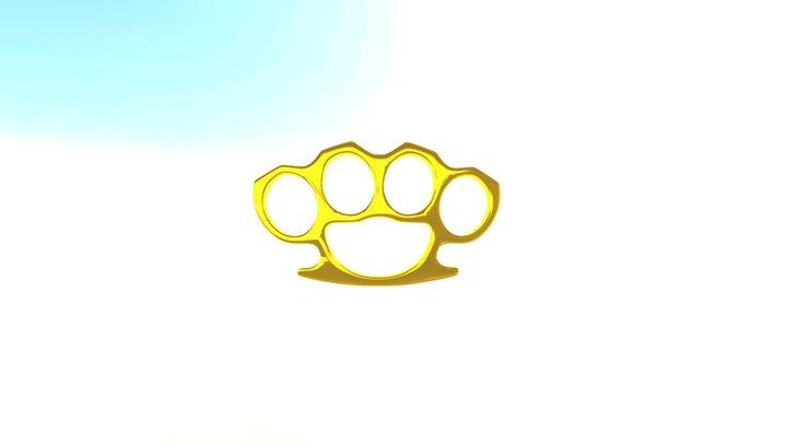 Brace Knuckles 3D Model