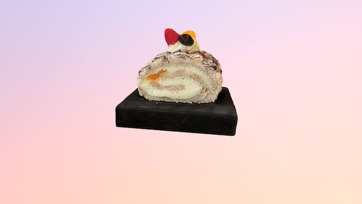 Food scan example 3D Model