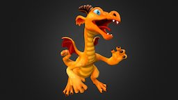 """""""Francis"""" Character 3D Model"""
