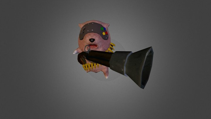 Character 3D Model