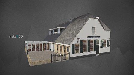 Cafe_Centrum 3D Model