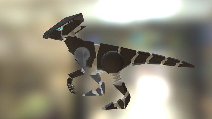 Psittaco Walk 3D Model