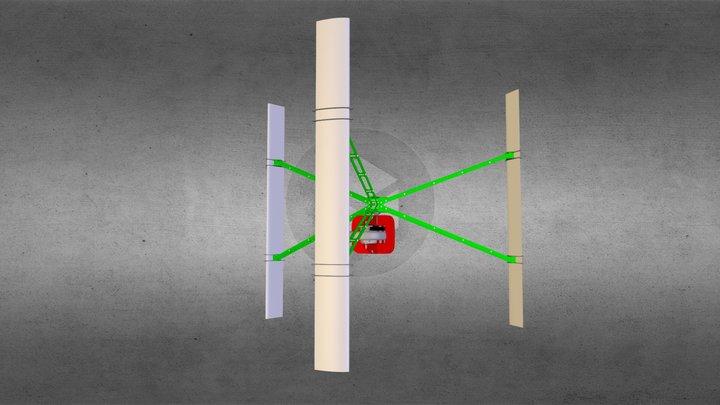 VentolONE4.01.000 3D Model