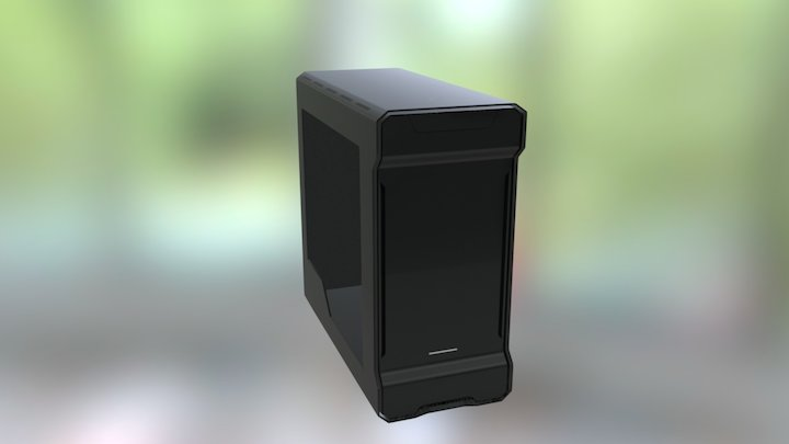 Evolv ITX 3D Model