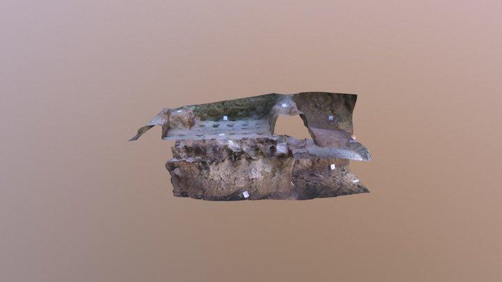 Fornace via Trebbiola a Piacenza - Sez. S-B 3D Model