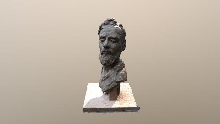 Headsculpture 3D Scan 3D Model