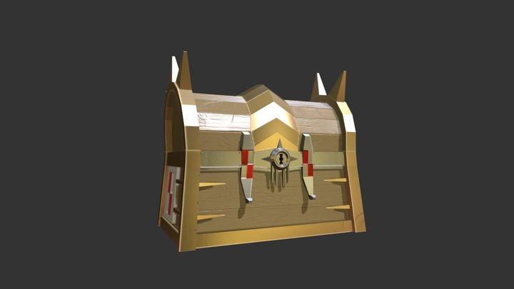 KNB137 Chest 3D Model