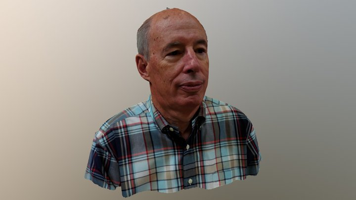 Brian Neutral 3D Model