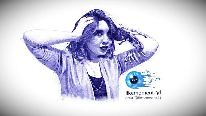 Olga-Likemoment3d 3D Model