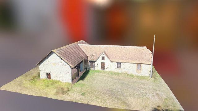Carcy 3D Model