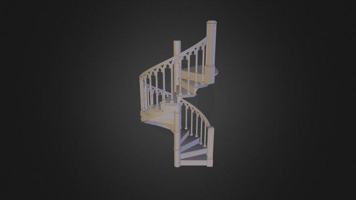 1 Trepp 3D Model