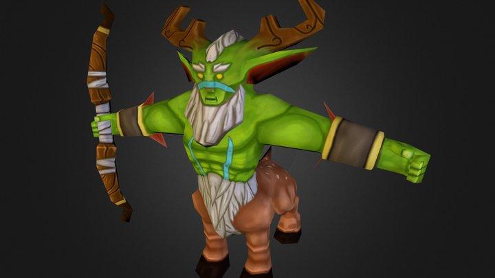 Centour 3D Model