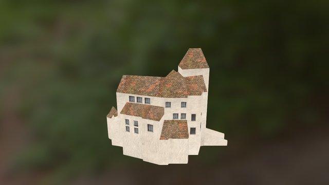 BurgAnimation 3D Model