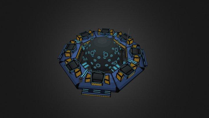Central_core_final 3D Model