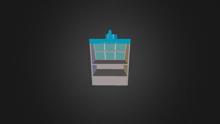 Labo 1500 Ventilateur 3D Model