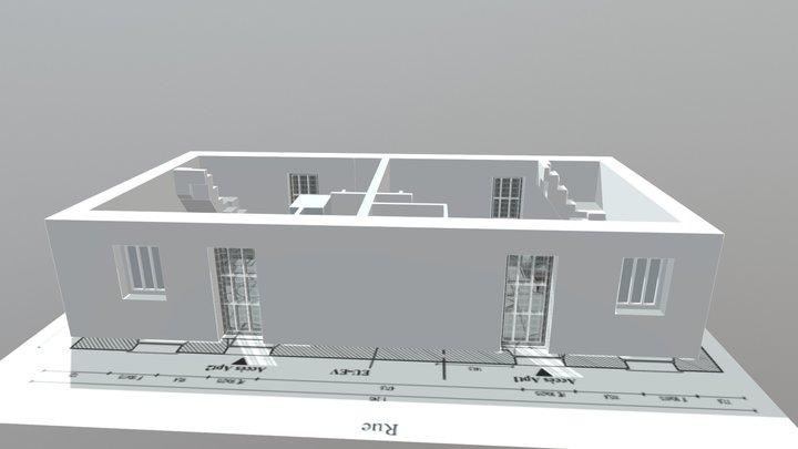 Ebauche3D 3D Model