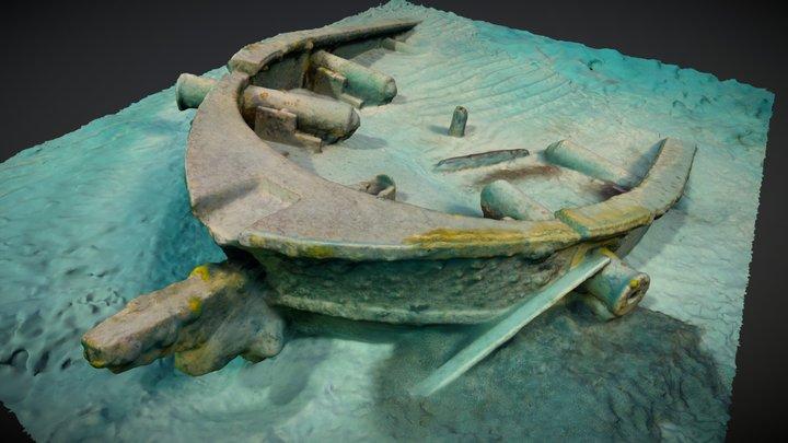 Artificial wreck 3D Model