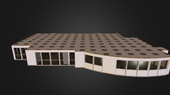 Mat 3D Model