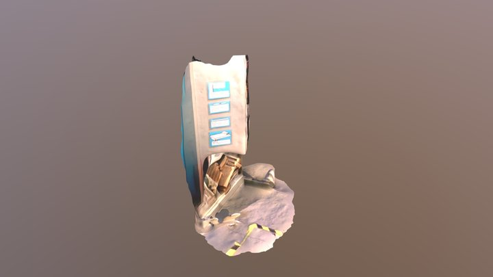 Tool23 3D Model