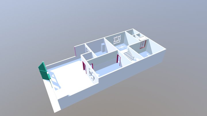 My Home 3D Model