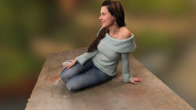 Cynthia8 Nov24 2016 3D Model
