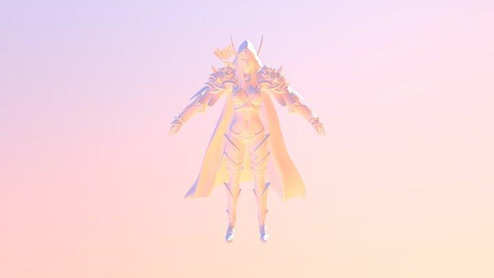RM Object File 3D Model