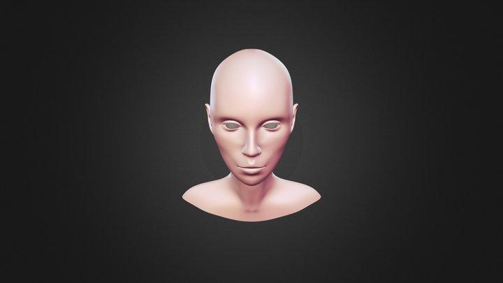 Selfie v2 3D Model
