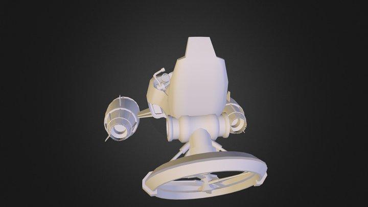 R I D E 3D Model