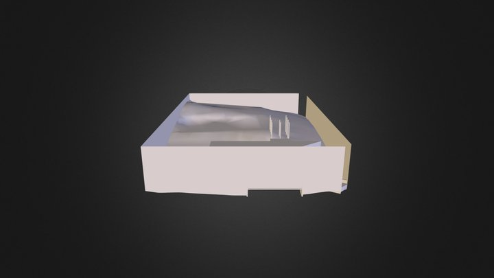 Rac Basic Sample Project-3 D View-{3 D} 3D Model