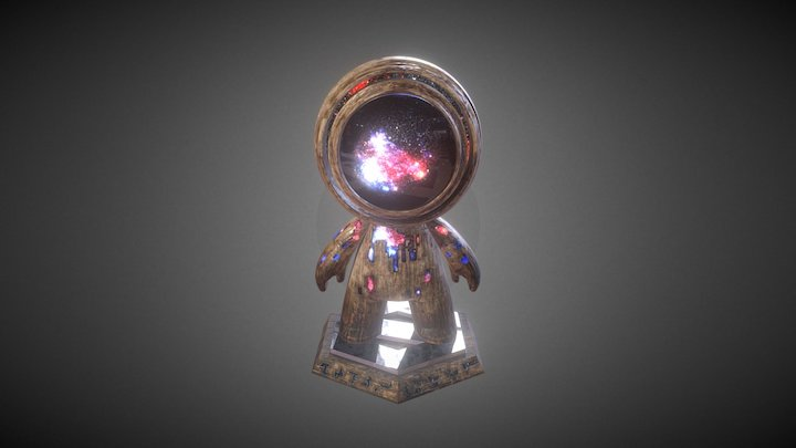 Eye wide open - Meet MAT 17 contest entry 3D Model