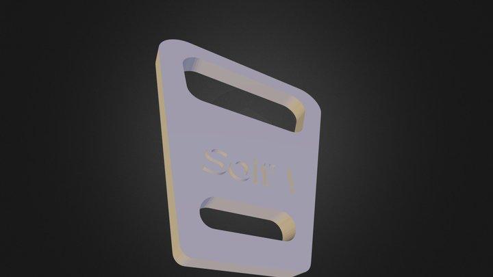 opener_V2.stl 3D Model