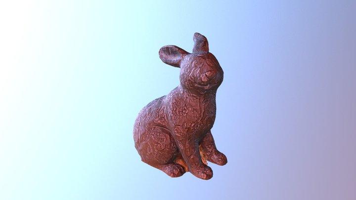 BlackRabbit 3D Model