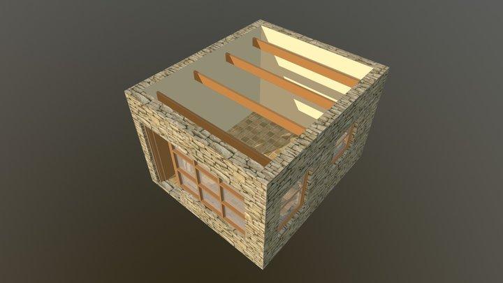 ECO Centre 3D Model