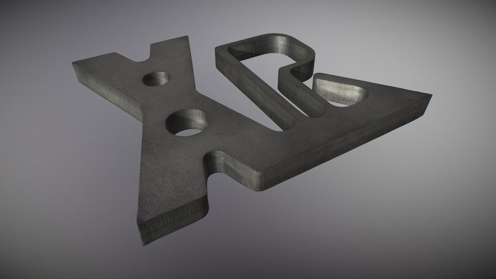 XPR300 - muestra de corte de acero al carbono (ES)