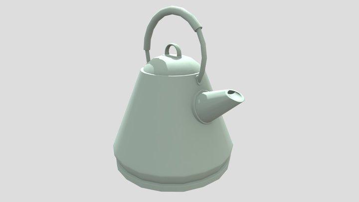Kettle_low 3D Model