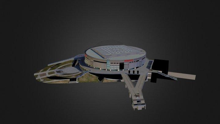 Ergo Arena Kpl[2] (1) (2) 3D Model
