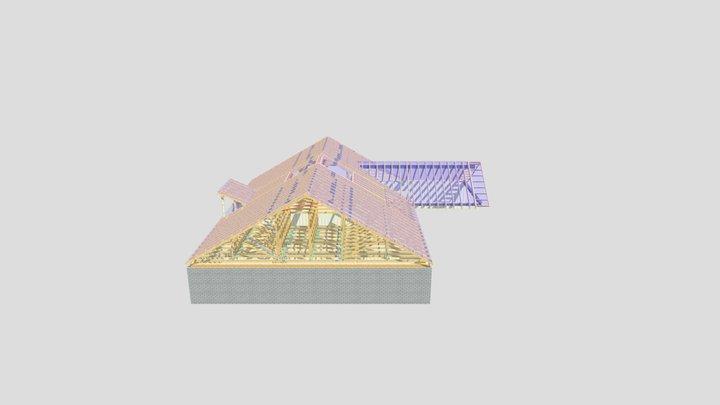 P12290C Rev D 3D Model