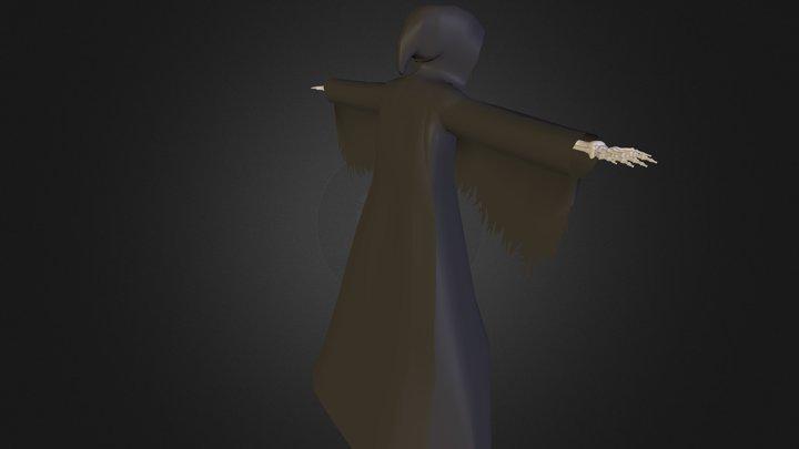 Skeleton_low 3D Model