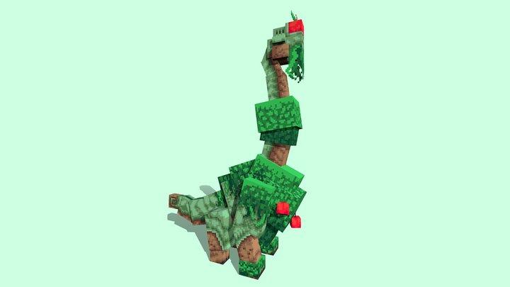 Chlorosaurus 3D Model