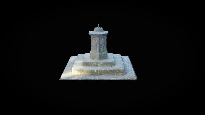 Creu de Terme 3D Model