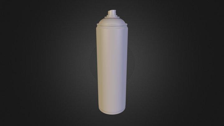 18oz_Can_test_05 3D Model
