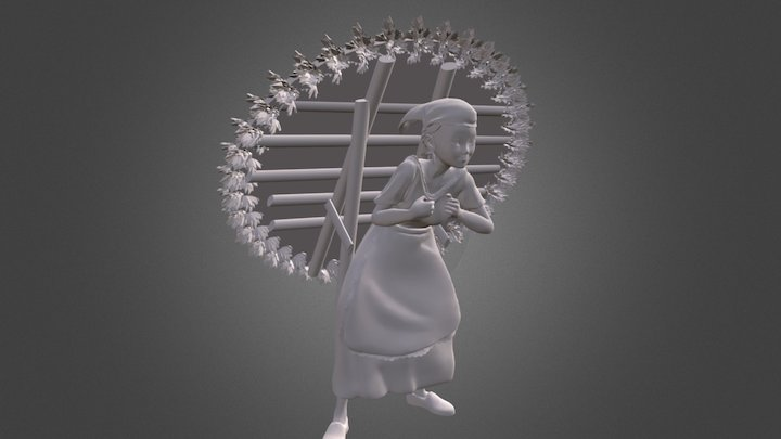 Campesina regional 3D Model