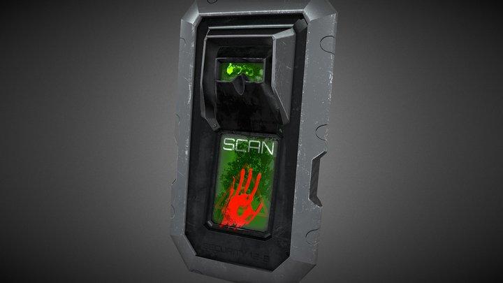 TPS - Final Competency - Scanner 3D Model