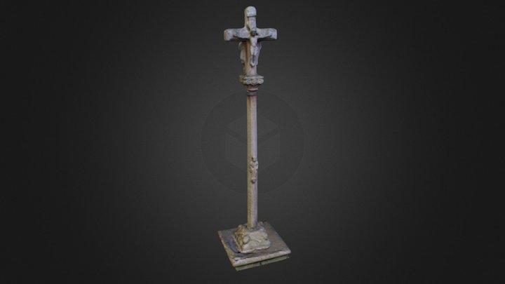 CRUCEIRO O CAMPILLO DE SANTA MARIA- PONTEVEDRA 3D Model
