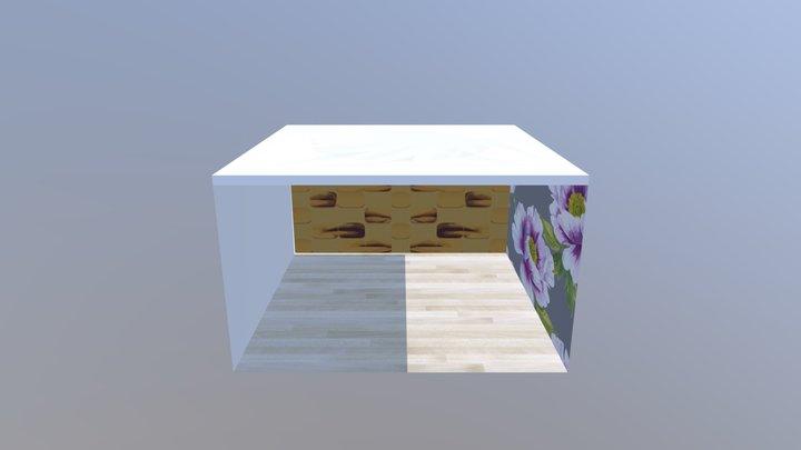 Drew1 3D Model