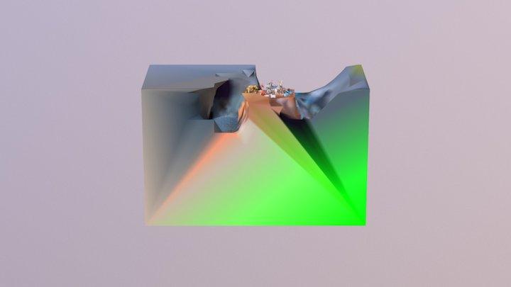 New project 3D Model
